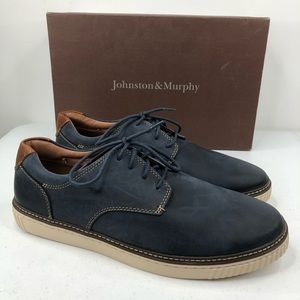 Johnston & Murphy Walden Lace Up Shoes